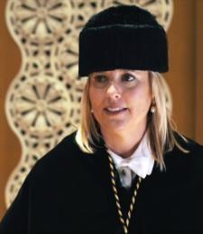 Amparo Galbis, nueva Rectora de la Universidad Europea de Valencia