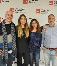 Jorge Cordero, Manuela Lumbreras, Pilar Bascón y Alberto Serrano