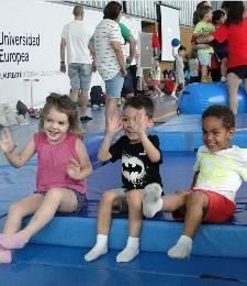 Fiesta de la gimnasia