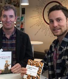 Alberto y Luis nos recomiendan sus lecturas favoritas