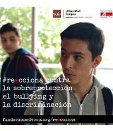 Nuestra Universidad #Reacciona junto a la Fundación Adecco contra la exclusión de las personas con discapacidad