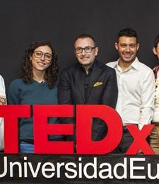 Ser el host de un TEDx
