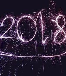 2018, un gran año en imágenes