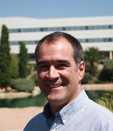 David Sanz en la Agencia Europea del Medicamento