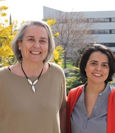 María José y Susana consiguen la Hybrid Teaching & Learning (Htl) Research Grant