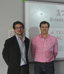 Alberto Mohedano y Borja Díez