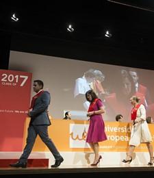 Especial Actos de Graduación: Universidad Europea de Valencia