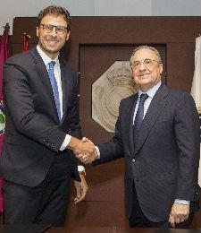 Acuerdo histórico: Patrocinadores principales del Real Madrid Baloncesto